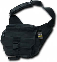 View Buying Options For The RapDom Tactical Messenger Bag