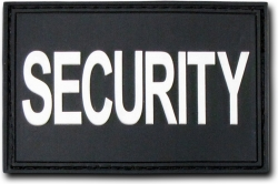 View Buying Options For The RapDom Security Text Rubber H&L Velcro-Back Patch [Pre-Pack]