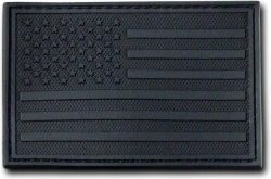 View Buying Options For The RapDom USA Flag Rubber H&L Velcro-Back Patch [Pre-Pack]