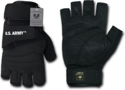 View Buying Options For The RapDom U.S. Army Half Finger Mens Gloves