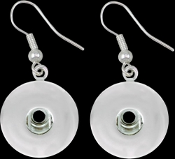 View Buying Options For The Earrings with Single Button Receiver