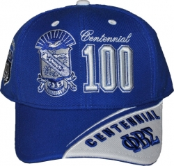 View Buying Options For The Phi Beta Sigma Centennial Divine 9 S2 Mens Cap