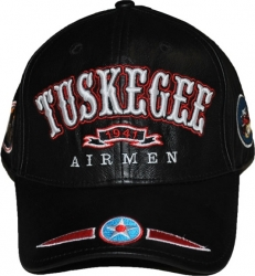 View Buying Options For The Tuskegee Airmen Commemorative Mens Leather Cap