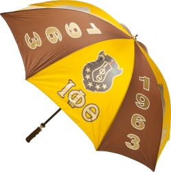 View Buying Options For The Iota Phi Theta 8 Panel Print Jumbo Umbrella