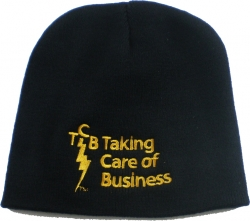 View Buying Options For The Elvis Presley Taking Care of Business TCB Logo Beanie Cap