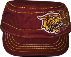 View Buying Options For The Bethune Cookman Mascot S3 Mens Captains Cadet Cap