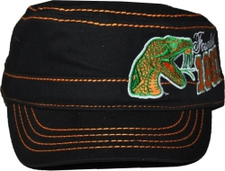 View Buying Options For The Florida A&M Mascot S3 Mens Captains Cadet Cap