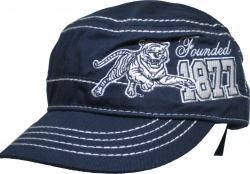 View Buying Options For The Big Boy Jackson State Mascot S3 Mens Captains Cadet Cap