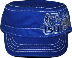 View Buying Options For The Tennessee State Mascot S3 Mens Captains Cadet Cap