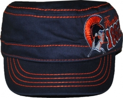 View Buying Options For The Virginia State Mascot S3 Mens Captains Cadet Cap