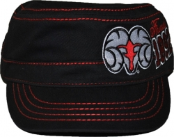 View Buying Options For The Winston Salem State Mascot S3 Mens Captains Cadet Cap