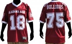 View Buying Options For The Alabama A&M S6 Mens Football Jersey