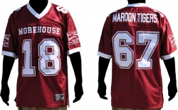 View Buying Options For The Morehouse S6 Mens Football Jersey