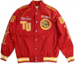 View Buying Options For The Tuskegee S6 Mens NASCAR Racing Twill Jacket
