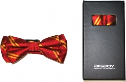 View Buying Options For The Shriner Noble Striped Mens Bow Tie