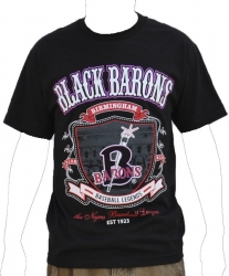 View Buying Options For The Birmingham Black Barons Legends S6 Mens Tee