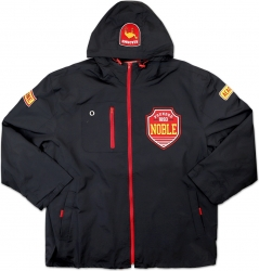 View Buying Options For The Shriner Noble Mens Hooded Windbreaker Jacket