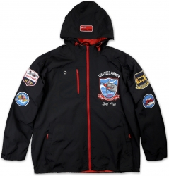 View Buying Options For The Tuskegee Airmen Commemorative S4 Mens Hooded Windbreaker Jacket