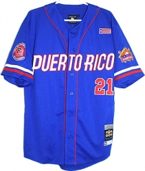 View Buying Options For The Puerto Rico Latin Legacy S2 Mens Baseball Jersey