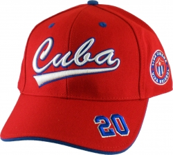 View Buying Options For The Cuba Latin Legacy S2 Mens Baseball Cap