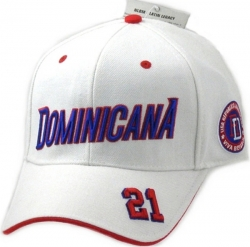 View Buying Options For The Dominican Republic Dominicana Latin Legacy S2 Mens Baseball Cap