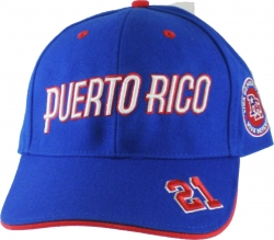 View Buying Options For The Puerto Rico Latin Legacy S2 Mens Baseball Cap