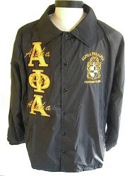 View Buying Options For The Alpha Phi Alpha Fraternity Mens Crossing Line Jacket