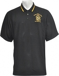View Buying Options For The Alpha Phi Alpha Shield Solid Color Polo Golf Mens Tee