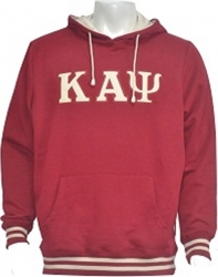 View Buying Options For The Kappa Alpha Psi Applique Pullover Mens Hoodie