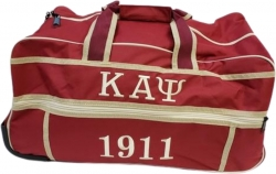View Buying Options For The Kappa Alpha Psi Carry-On Luggage Trolley Bag