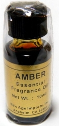 View Buying Options For The New Age Amber Essential Fragrance Oil [Pre-Pack]