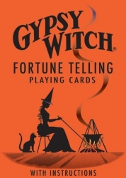 View Buying Options For The Gypsy Witch Fortune Telling Playing Cards