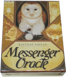 View Buying Options For The Messenger Oracle Tarot Card Deck