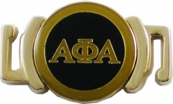 View Buying Options For The Alpha Phi Alpha Golf Shoe Ball Marker