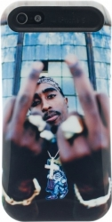 View Buying Options For The Tupac Middle Finger iPhone 5/5S Case