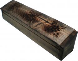 View Buying Options For The Madina Slanted Chest Box Ash Catcher Incense Stick & Cone Holder