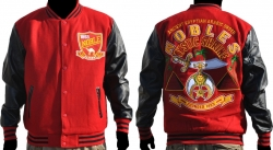 View Buying Options For The Shriner Noble Mens Varsity Jacket