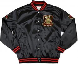 View Buying Options For The Shriner Noble Mens Satin Jacket