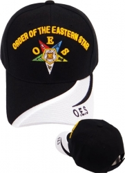 View Buying Options For The Eastern Star Micro Mesh Bill Ladies Cap