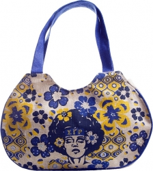 View Buying Options For The Sigma Gamma Rho Afrocentric Strong Woman Jute Bag