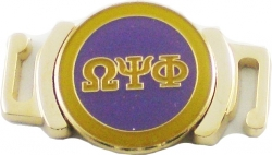 View Buying Options For The Omega Psi Phi Golf Shoe Ball Marker