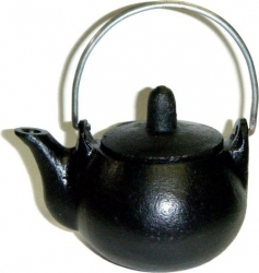 View Buying Options For The Plain Cast Iron Teapot