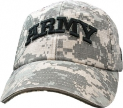View Buying Options For The Army Text Camo Mens Cap