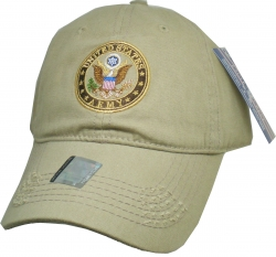 View Buying Options For The United States Army Logo Unstructured Mens Cap