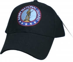 View Buying Options For The Army National Guard Logo Mens Cap