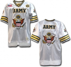 View Buying Options For The RapDom Army Eagle Mens Football Jersey