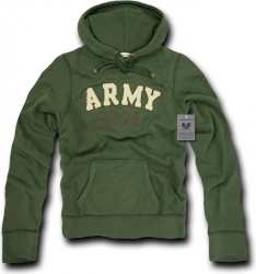 View Buying Options For The RapDom Army Standard Pullover Mens Hoodie Jacket