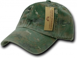 View Buying Options For The RapDom Camo Vintage Washed Mens Polo Cap