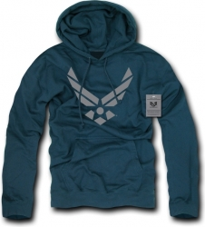 View Buying Options For The RapDom Air Force Basic Military Mens Pullover Hoodie