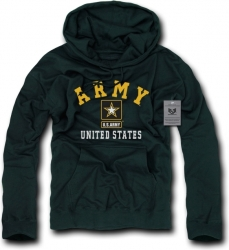 View Buying Options For The RapDom Army Basic Military Pullover Mens Hoodie